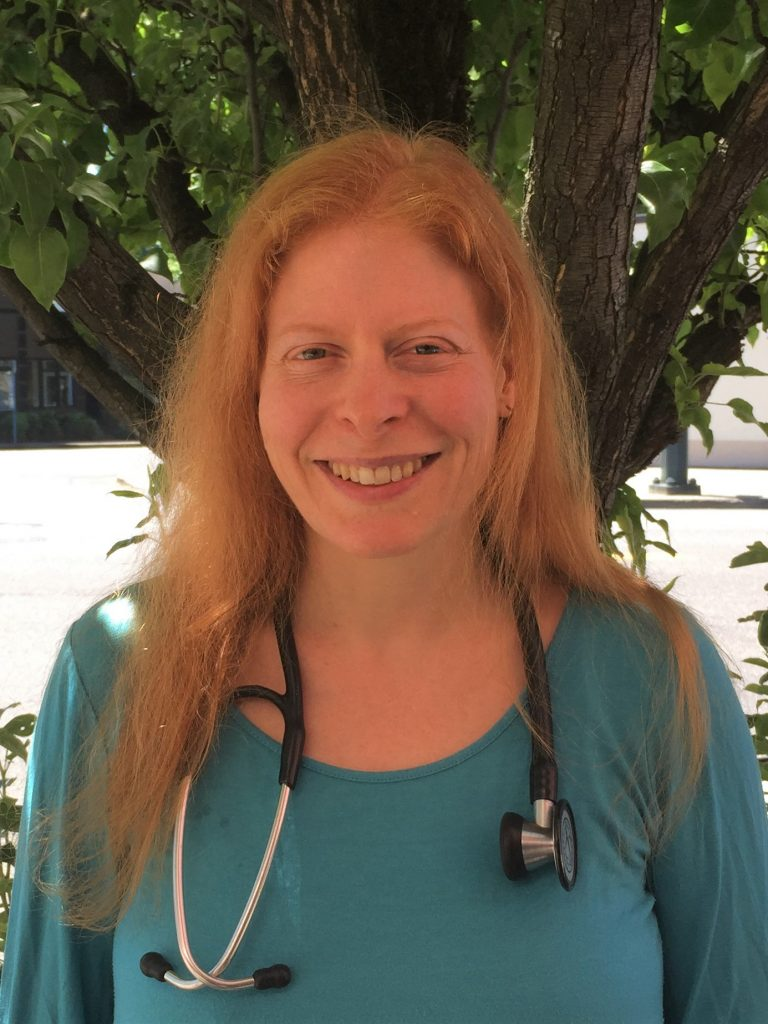 primary care provider Dr Julie Kahn